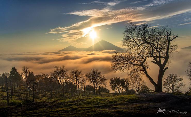 Inverno sui Colli Euganei: Tempo di Inversioni Termiche